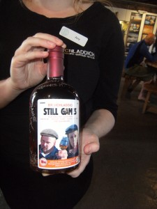 Amy's Still Games Bottle