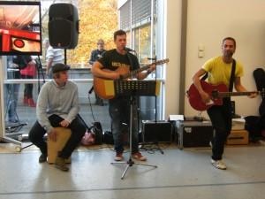 Musicians at Graz