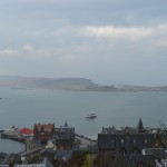 Oban from Tower