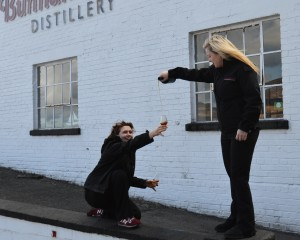 Bunahabhain Whisky Girls
