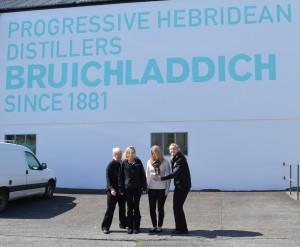 Bruichladdich Girls (2)