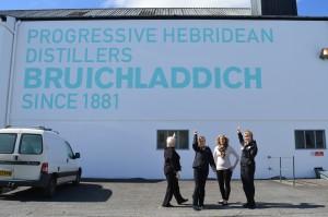 Bruichladdich Girls 3